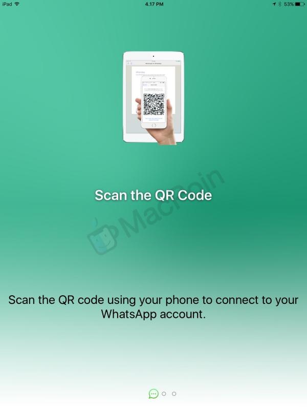 Tutorial Cara Menggunakan Aplikasi WhatsApp di iPad