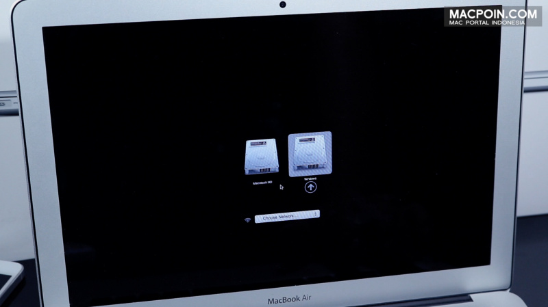 Cara Install Windows Di MacBook