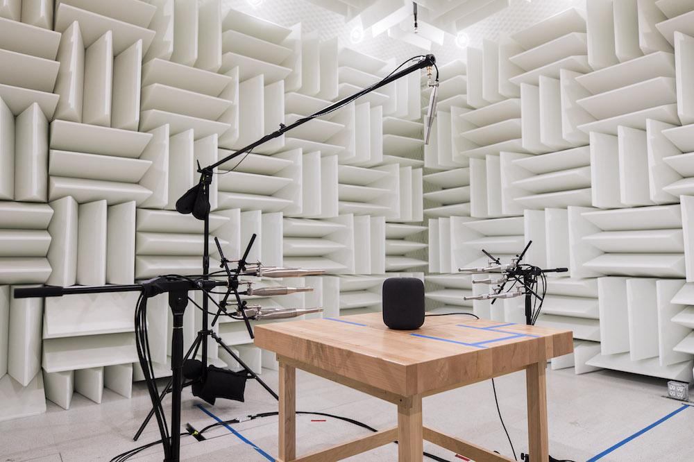 Inilah Laboratorium Khusus Tempat Apple Mengembangkan HomePod