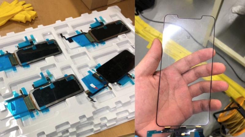 Beredar Gambar Layar iPhone Besar dengan Notch, Inikah iPhone X Plus?
