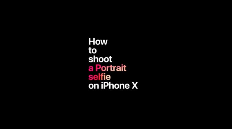 Iklan Baru iPhone X Tonjolkan Fitur Portrait yang Keren