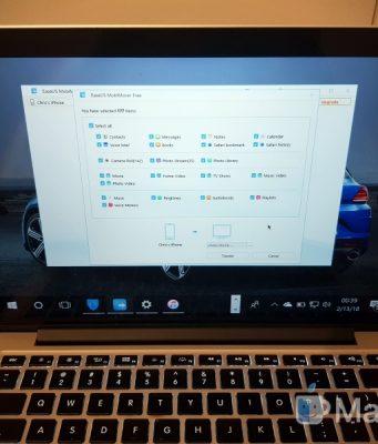 EaseUS MobiMover Free 3.0: Software Alternatif iTunes untuk Transfer Data iPhone