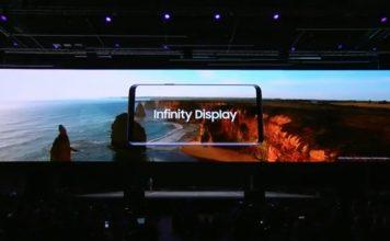 Presentasi Galaxy S9, Samsung Sindir Notch di iPhone X