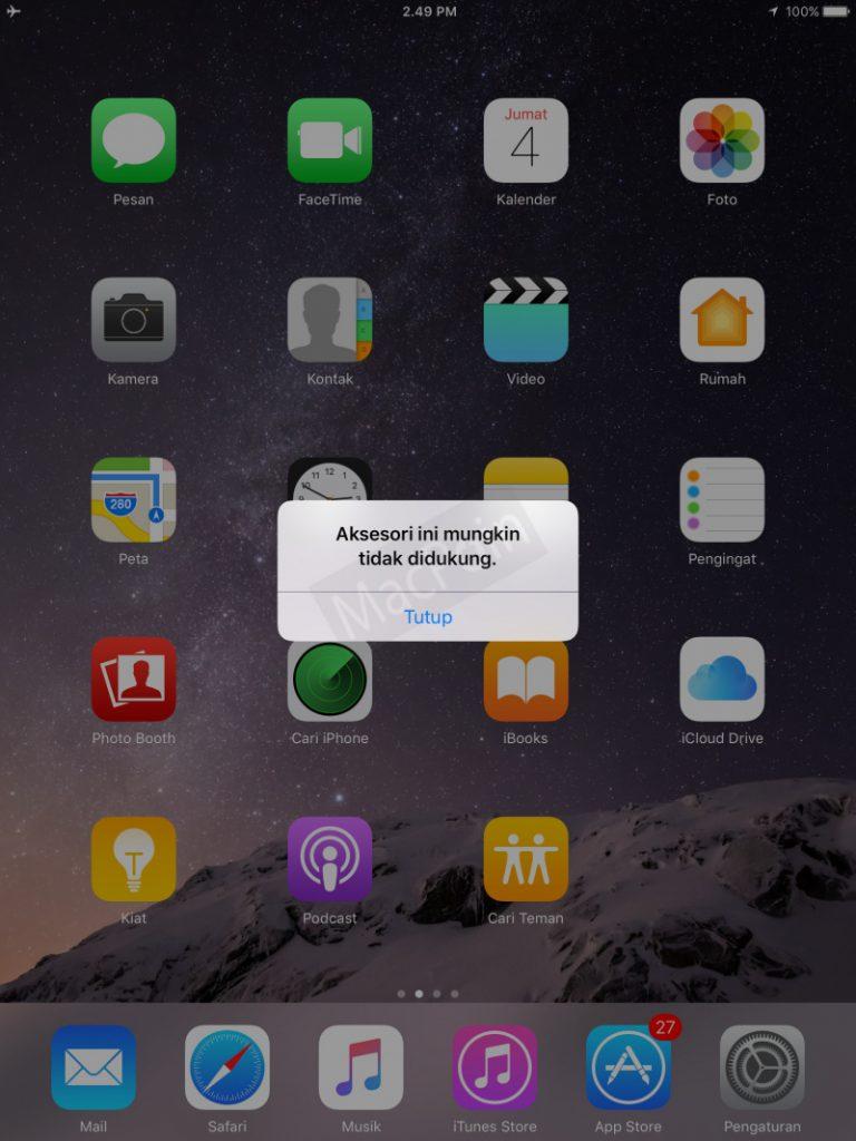 Tips Membedakan Charger iPhone Asli dan Charger Palsu