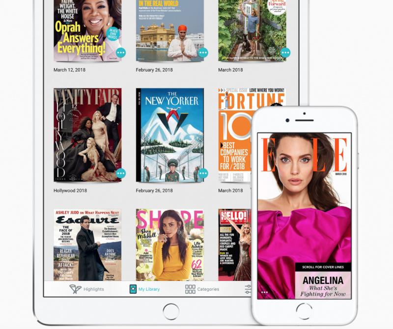 Apple Kini Resmi Akuisisi Texture, Layanan Majalah Digital