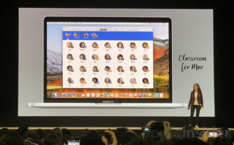 Apple Rilis Schoolwork iOS App, ClassKit API, dan Classroom for macOS