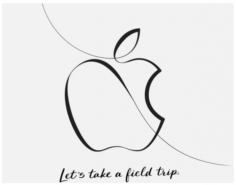 Apple Sebar Undangan Special Event 27 Maret 2018