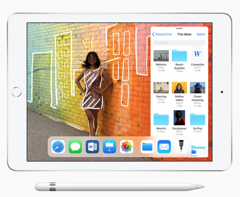 Apple Rilis iPad Super Murah, Kini Support Apple Pencil