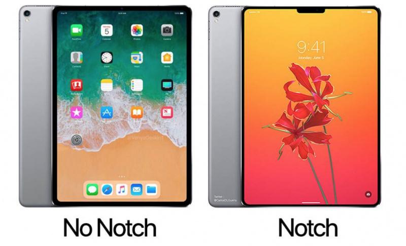 iPad Pro Dengan Face ID Akan Dirilis pada WWDC 2018?