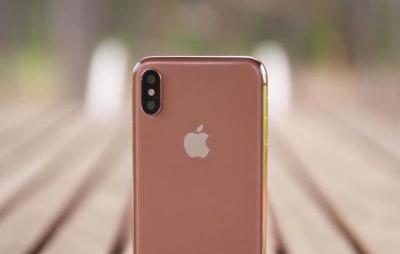 iPhone X Warna Gold Segera Diproduksi oleh Apple?