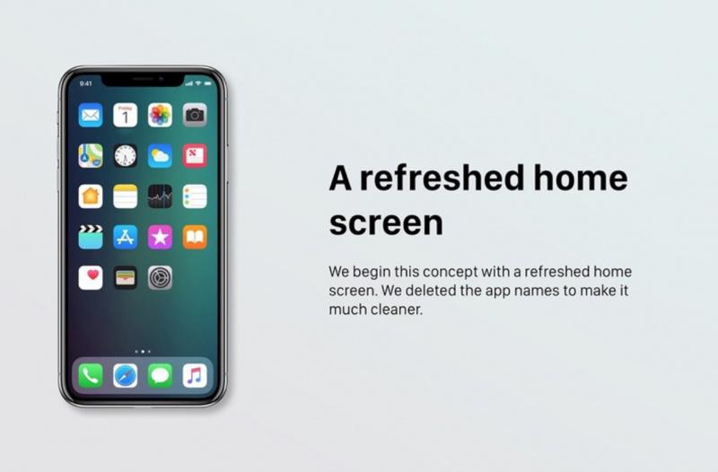 Yuk Simak Konsep iOS 12 Baru yang Keren Ini