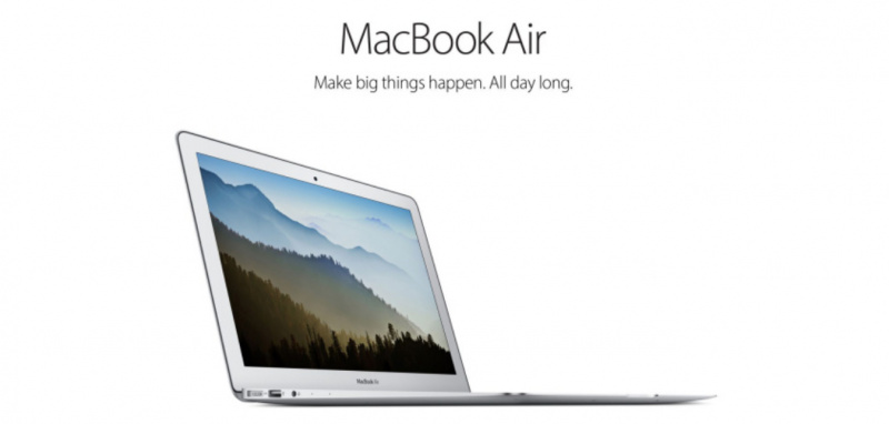 Apple Siap Rilis MacBook Air Murah Dengan Retina Display?