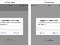 Awas! Phising Langganan Layanan App Store Mulai Marak