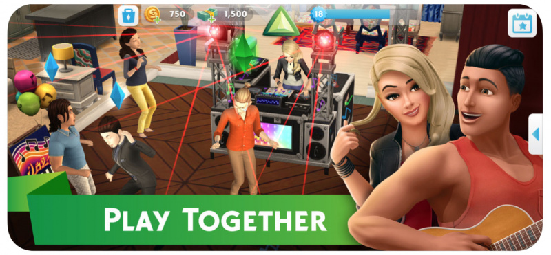 The Sims Mobile Resmi Dirilis ke App Store. Buruan Download!
