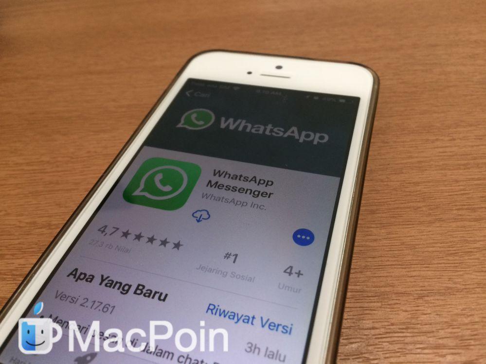 Pengguna WhatsApp Akan Bisa Tarik Pesan Terkirim Hingga 1 Jam