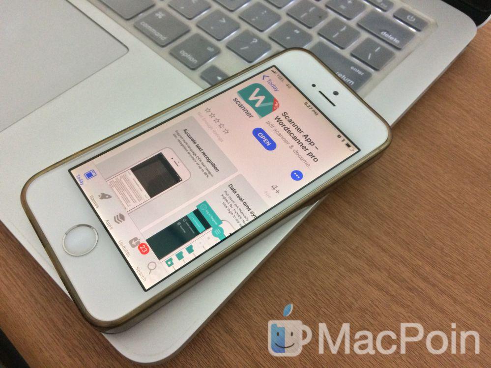 Hot: Download Wordscanner Pro for iOS Gratis Berbatas Waktu!