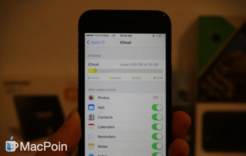 Cara Mengaktifkan iCloud dan Menggunakan Semua Fiturnya