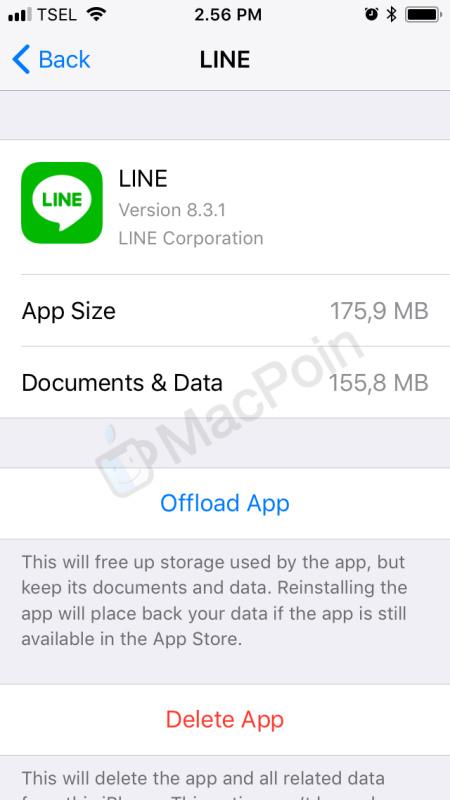 Cara Offload Unused App di iOS Agar Hemat Memori Storage