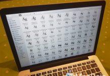 Cara Install Banyak Font Sekaligus di Mac dengan Cepat