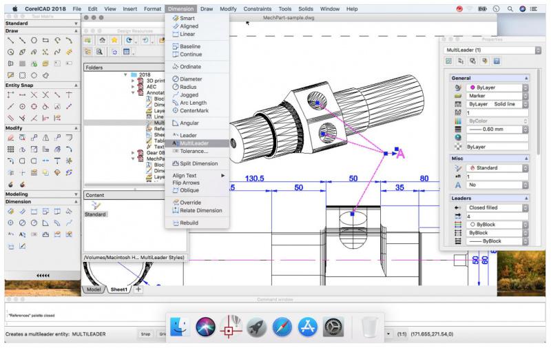 CorelCAD for macOS Kini Jadi Gratis di Mac App Store