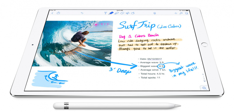 Apple Rilis Cara Membuat Anotasi Dengan Apple Pencil di iPad