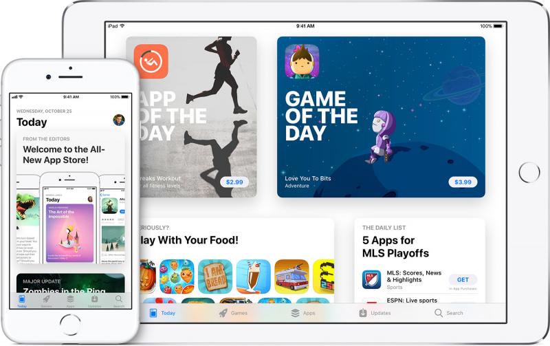 Pertama Kali, Jumlah Aplikasi iOS di App Store Turun