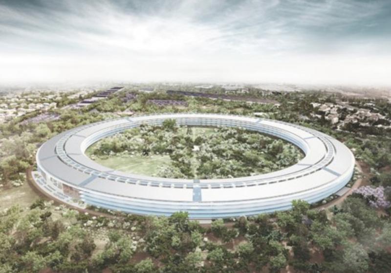 Apple Akan Bangun Kampus Baru di Timur Amerika Serikat
