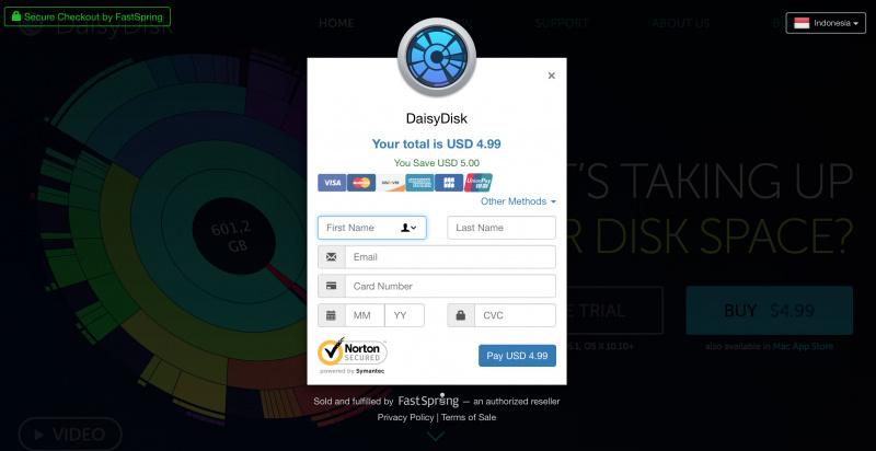 Buruan, Kamu Bisa Dapatkan Diskon 50% DaisyDisk Berbatas Waktu