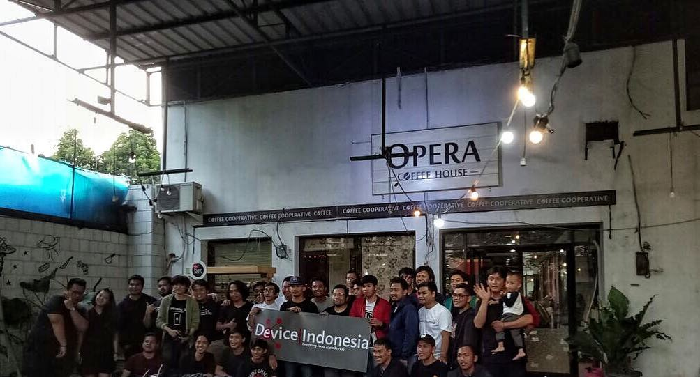 Berkenalan dengan Komunitas iDevice Indonesia