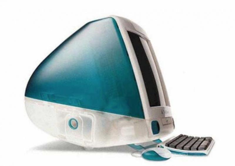 Apple Resmi Rayakan Ulang Tahun iMac ke-20