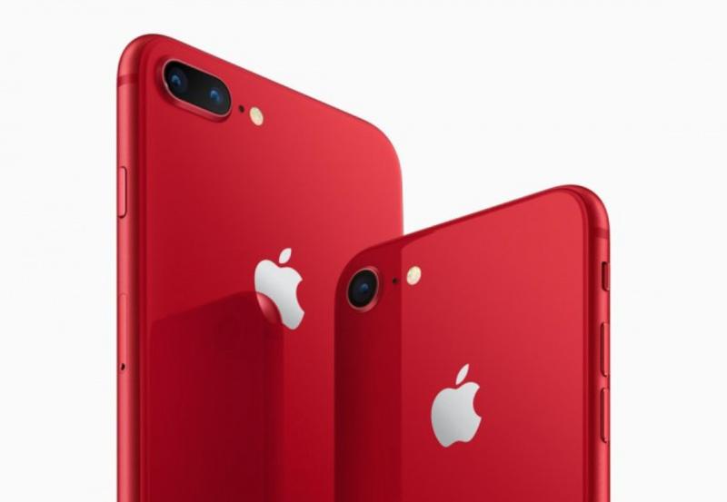 Akhirnya iPhone 8 (PRODUCT)RED Resmi Dirilis di Indonesia