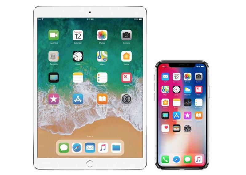 Punya Layar Terbaik, iPhone X dan iPad Pro Raih Penghargaan 'Displays of the Year'
