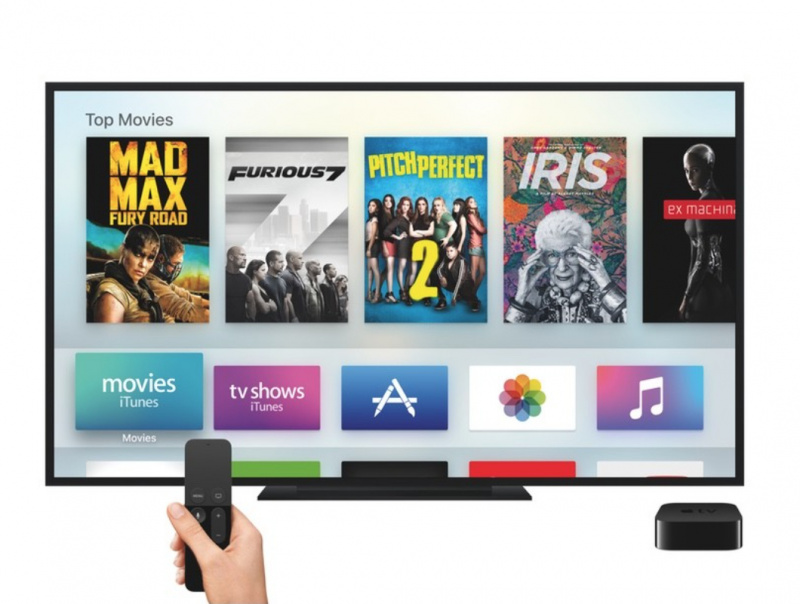 Apple Rilis tvOS 11.4 ke Apple TV Generasi ke-4 dan ke-5