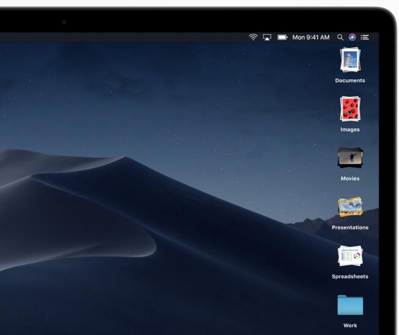 Apple Perkenalkan macOS Mojave, Ini Fitur Barunya