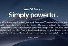 Tak Lagi di App Store, Update Software macOS Mojave kini di System Preference