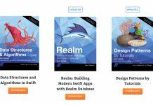 Cara Mudah Download Ebook dari Ray Wenderlich