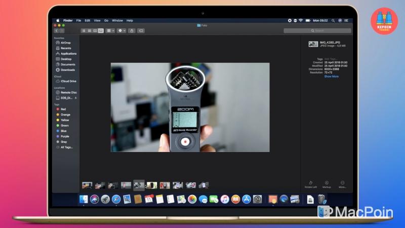 12 Fitur Baru macOS Mojave — Review macOS Mojave Indonesia