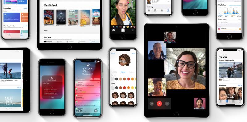 Daftar iPhone dan iPad yang Dapat iOS 12