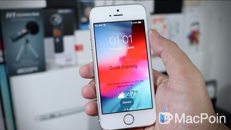 Review iOS 12 di iPhone 5s Jadul — Performa, Fitur, dsb