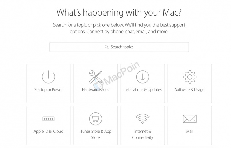Cara Mencari Tempat Service Mac dan MacBook Resmi Indonesia