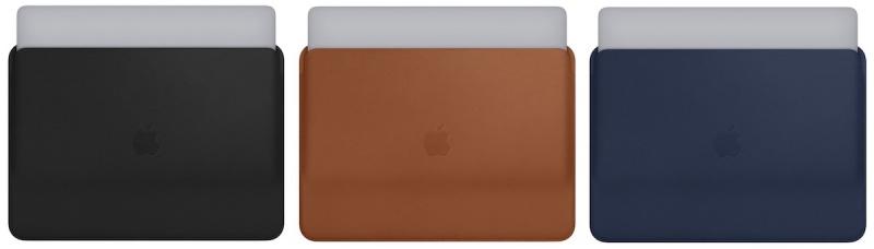 Apple Resmi Rilis Leather Sleeves untuk MacBook Pro