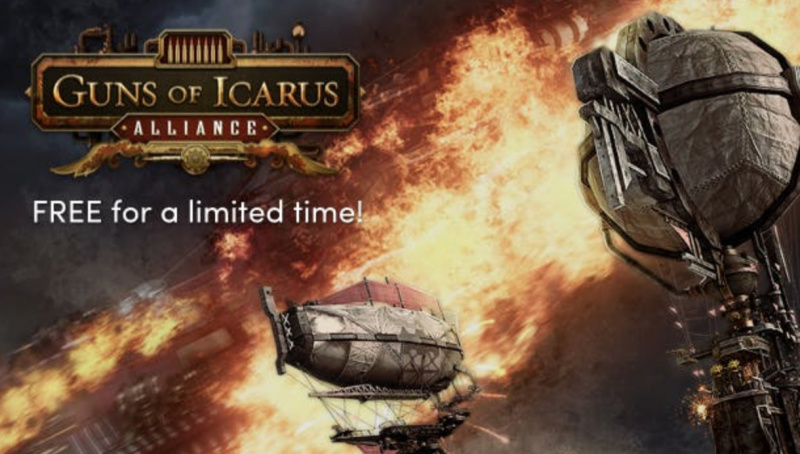 Hot: Download Gratis Guns of Icarus Alliance Berbatas Waktu