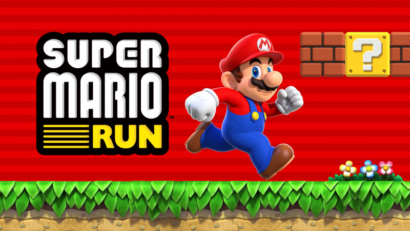 Versi Premium Super Mario Run Laku Keras di App Store