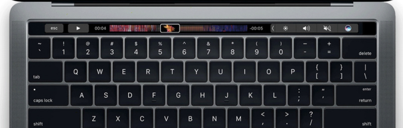 Touch Bar di MacBook Pro Adalah Inovasi yang Tidak Berguna?