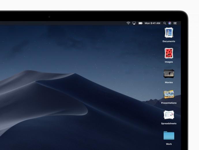 Bersihkan Desktop Mac yang Berantakan dengan Stacks