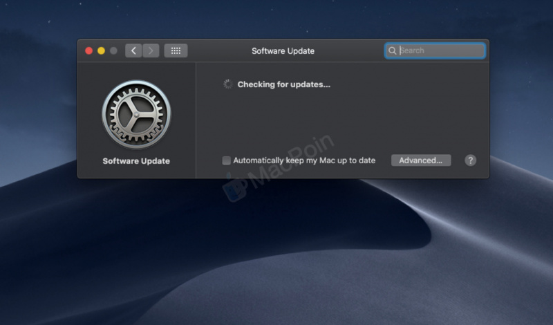 Cara Update Software Mac dan MacBook di macOS Mojave