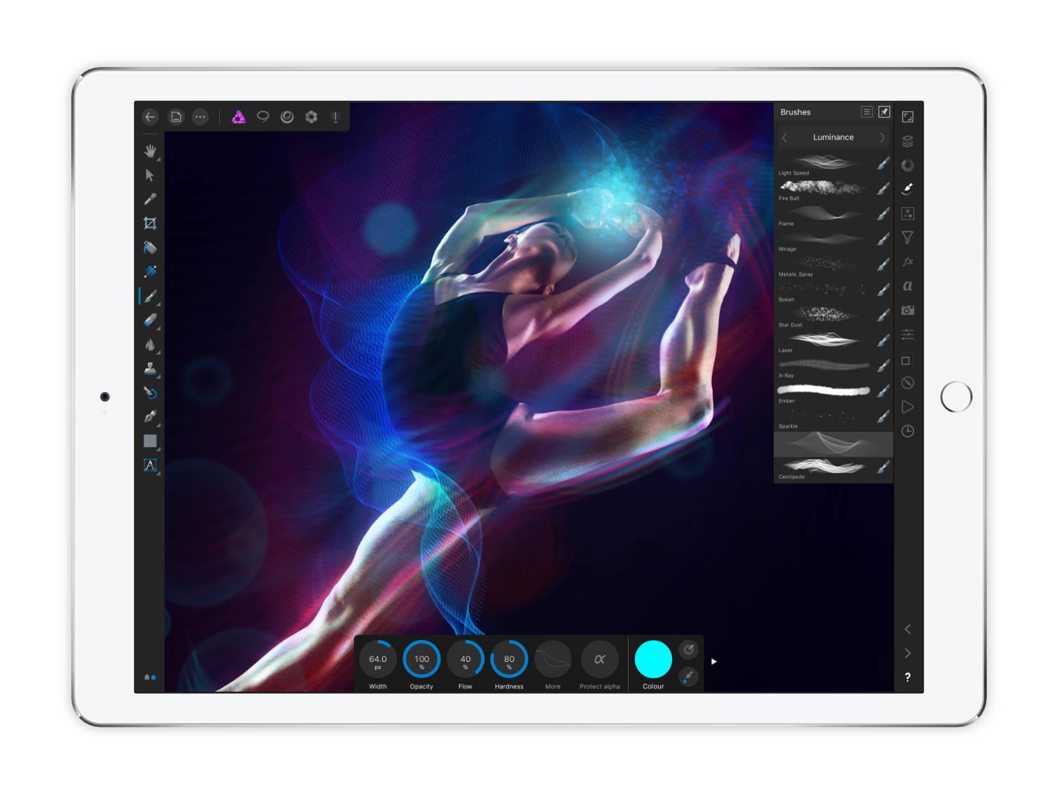 Aplikasi Menggambar Pilihan untuk iPad