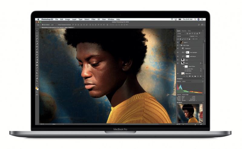 MacBook Pro 2018 Laptop dengan SSD Tercepat, Copy File 5GB Cukup 2 Detik Saja
