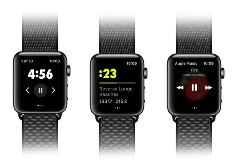 Aplikasi Nike Training Club Resmi Dirilis ke Apple Watch