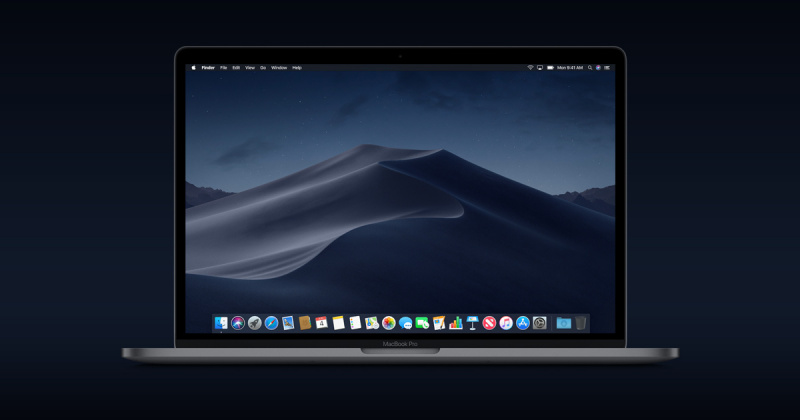 Apple Rilis Update macOS Mojave Developer Beta 5